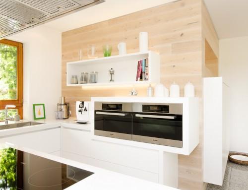 einbauk che mit k chenblock reiner knabl m belwerkstatt. Black Bedroom Furniture Sets. Home Design Ideas