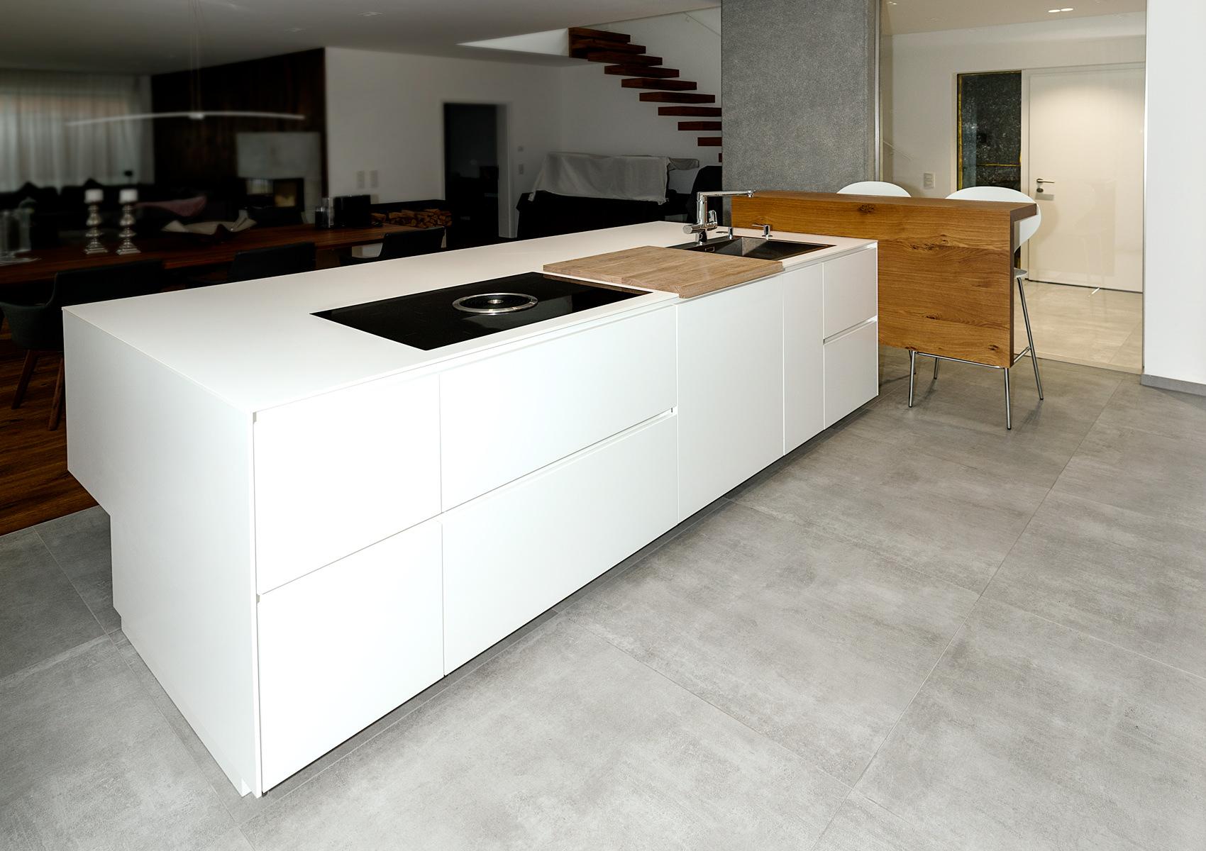 Ecklösung Küche – Reiner Knabl – Möbelwerkstatt
