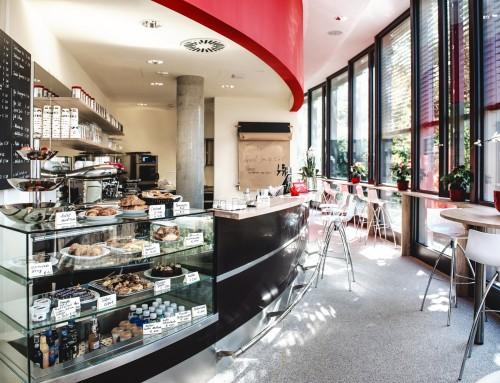 Ladenausstattung Café