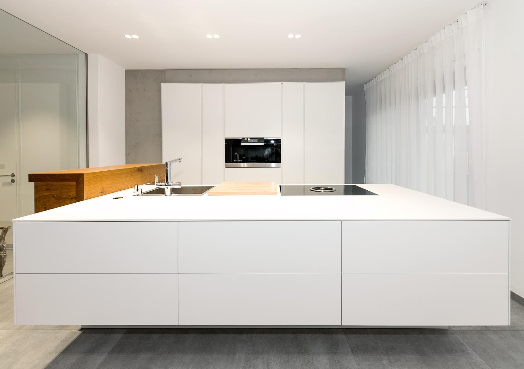 Küchenblock mit bar  Küchenblock mit Bar – Reiner Knabl – Möbelwerkstatt